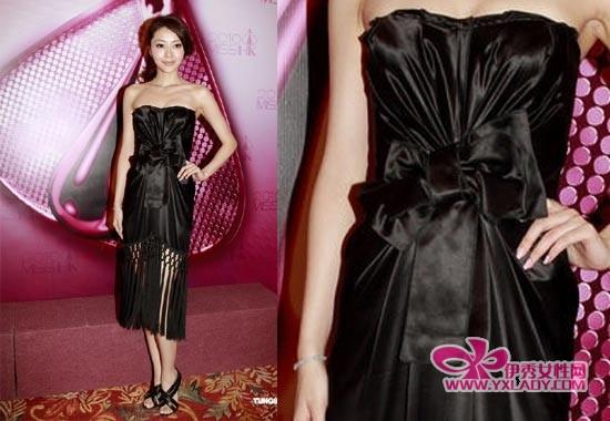 黑色流苏裙_黑色流苏裙连衣裙_黑色蕾丝流苏连衣裙_黑色