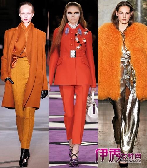 2012秋冬时装周二十大女装流行趋势大总结图片