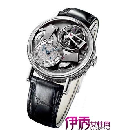 宝玑芝麻链陀飞轮手表-十款最新科技研发的创新型腕表