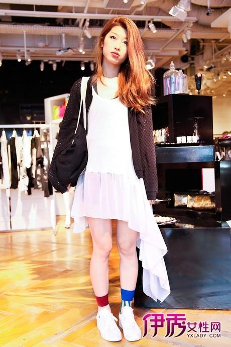 裙子夏装巧妙搭配鞋子