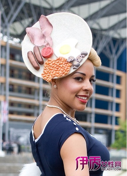 ascot赛马会 名媛的帽子戏法 尽览春夏帽子