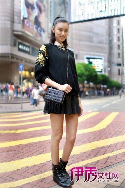 【图】台北香港首尔东京街拍街头美女型男终极pk