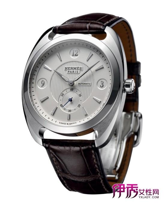 爱马仕 设计/爱马仕DRESSAGE H1837自动上链机芯手表
