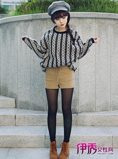 【图】矮个子女生穿衣秘技