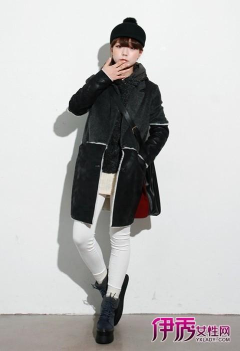 【冬季服装搭配】矮个MM不惧长大衣 复古感最重要-矮个MM不惧长大