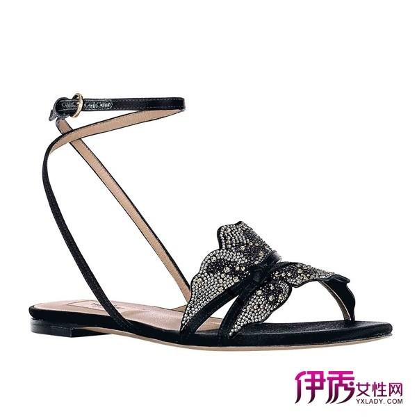 凉鞋 新款 街拍/Valentino