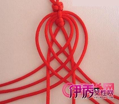 红绳手链怎么编 教你红绳手链简单编法