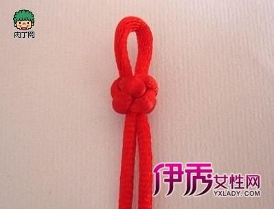 手链的编法大全图解及情侣手链选购小窍门(3)