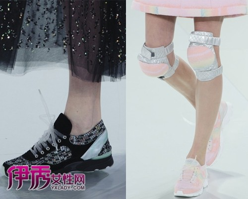 chanel2014靴子