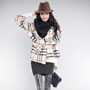 冬季服装搭配图片