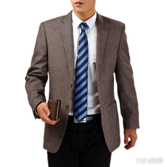 胖男人穿衣搭配技巧图片分享 身材搭配