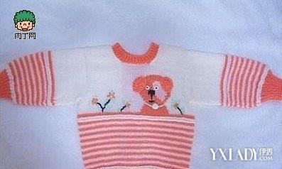 儿童毛衣编织款式,儿童毛衣图案图解