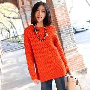 手工编织艺术,几乎是女人世界,一件精美的手工编织毛衣,也和羊毛衫