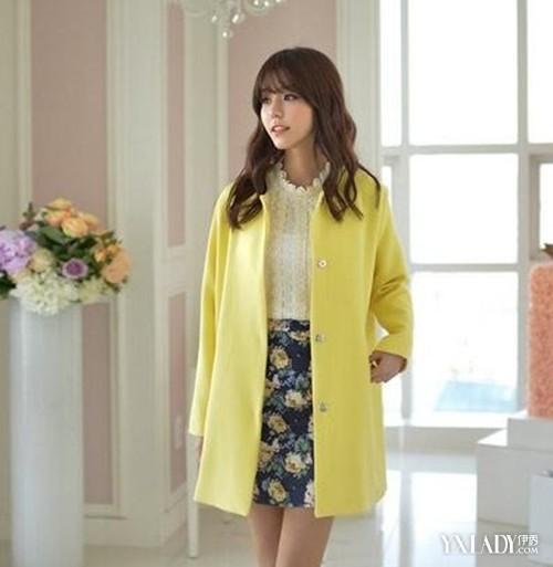 春季流行单品 西装时尚配搭