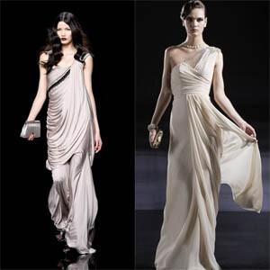 明星晚礼服图片那么华美,那么女士和男士晚礼服图片较于普通衣服的