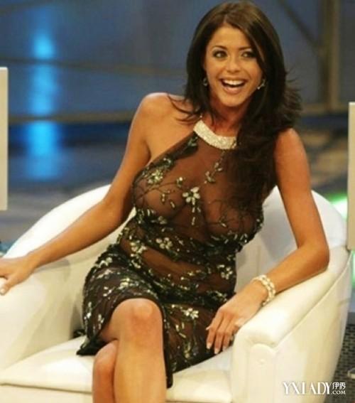 【图】委内瑞拉女主播脱衣报道世界杯 各国女
