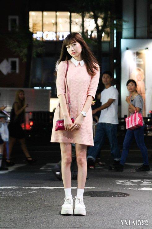 【图】日本街拍美女最新一弹
