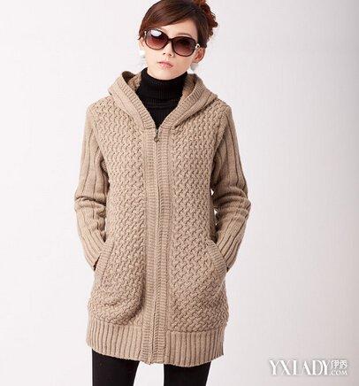 【图】怎么织毛衣开衫又简单又好看 毛衣外套怎么洗不