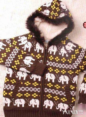 童毛衣编织教程