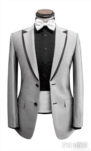 上海西服定制男人的私人衣橱 打造魅力男装