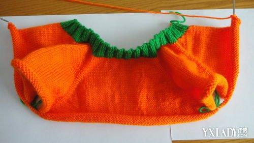 图】儿童毛衣编织花样图解