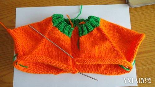 【图】儿童毛衣编织花样图解