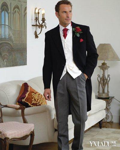 男士欧式贵族礼服