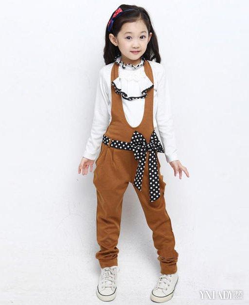 【图】儿童服装搭配技巧