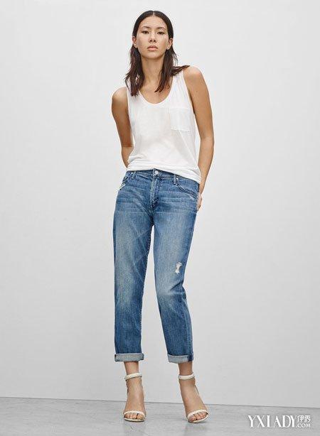 Mother宽松款牛仔裤, ($195)-流行指标牛仔裤 春夏搭配意见簿