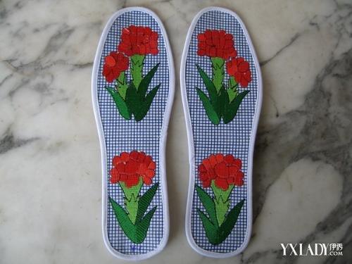 【图】十字绣鞋垫花样图纸