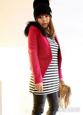 胖女孩冬季服装搭配 胖女孩冬季服装搭配的技巧