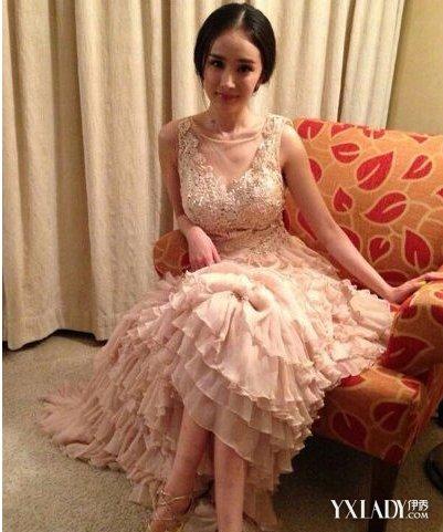 【图】喜欢穿裙子的女生 盘点杨幂的6款连衣裙穿着