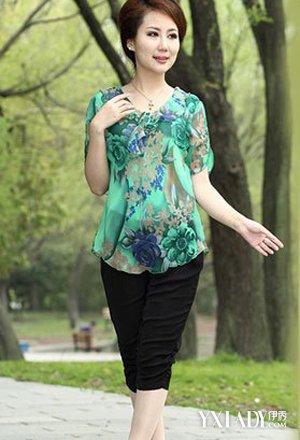 【图】四十岁的女人穿衣搭配春季