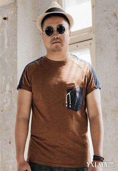 【图】胖人穿衣搭配图片男士 胖GG的时尚搭配