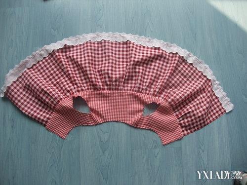 【图】宝宝裙子裁剪图