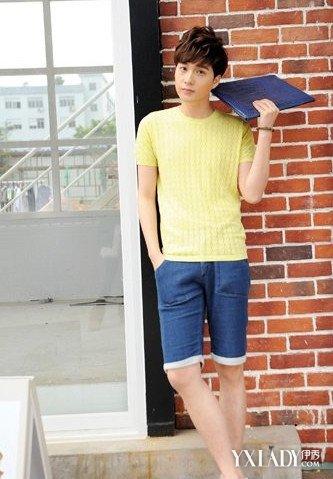 图】男生怎么搭配衣服帅