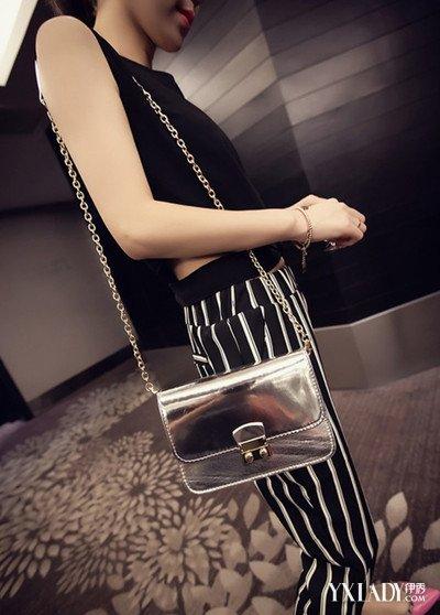 【图】银色包包怎么搭配