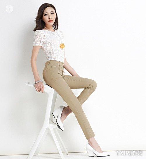 【图】白鞋搭配什么裤子