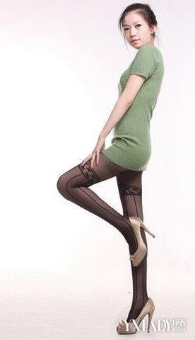 【图】教你街拍内衣超薄新美女让你出门博人美女穿法丝袜图片