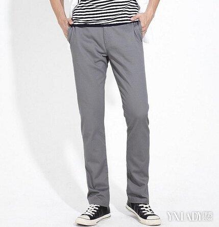 【图】灰色裤子搭配什么鞋子 4种方法任你选(