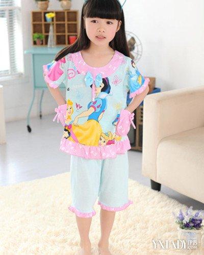 儿童睡衣夏装新款图片 四种新款令你不再犹豫
