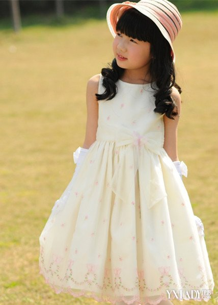 【图】儿童最漂亮的公主裙推荐