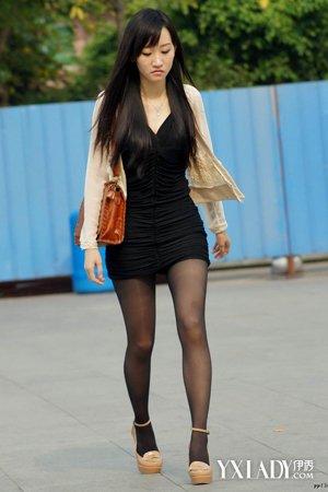 【图】美女超薄丝袜写真