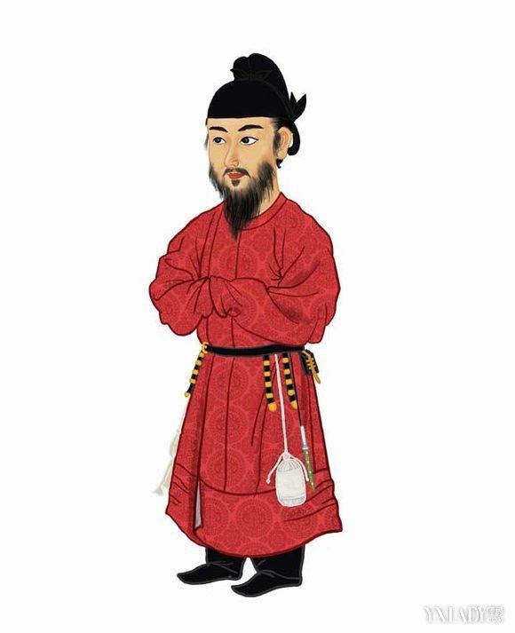 【图】古代唐朝男子服饰图图片