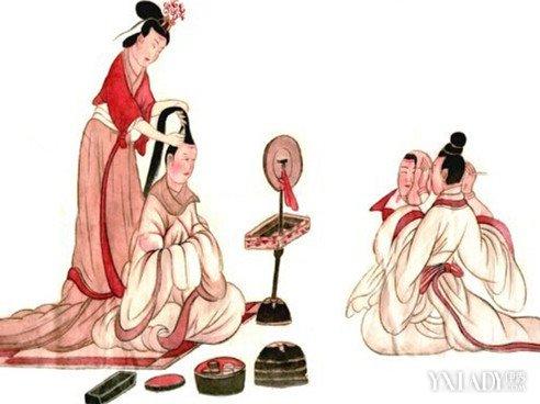 搜集魏晋南北朝时期服饰 感受中华服饰之美图片