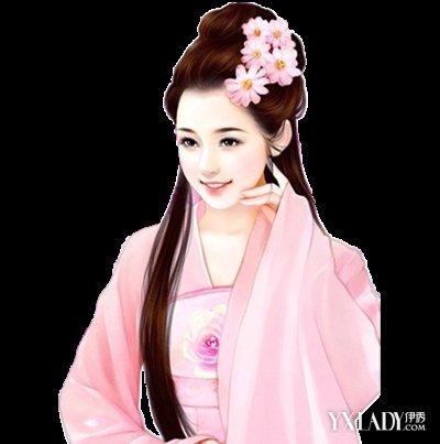 女子古代服装描写 写出了中国古代女性服饰之美图片