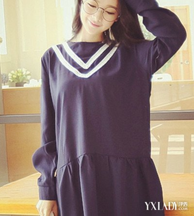 【图】高中女生期刊搭配大全衣服彰显自身气高中图片图片