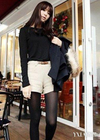 黑丝裤袜搭配_小学生穿黑丝裤袜_黑丝裤袜写真-圈子 ...
