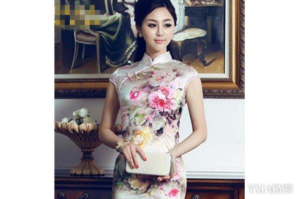 【图】旗袍美女中国风复古欣赏 演绎别样气质