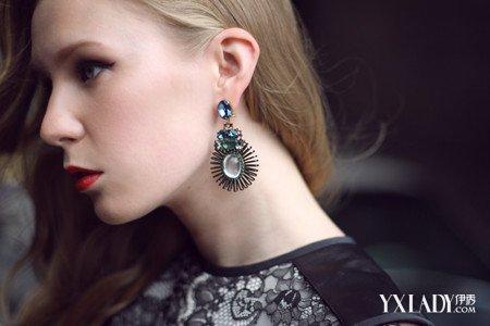 夹状及磁石悬挂式耳环